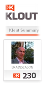 Don't Pout, You've GotKlout