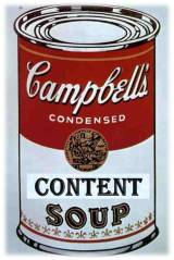 Content Soup: Mmm Mmm Good